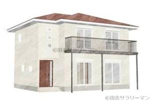 我が家の完成イメージ図
