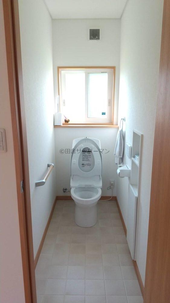 トイレ2ついる?